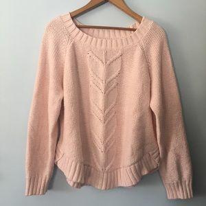 aerie Sweaters - Aerie round hem sweater